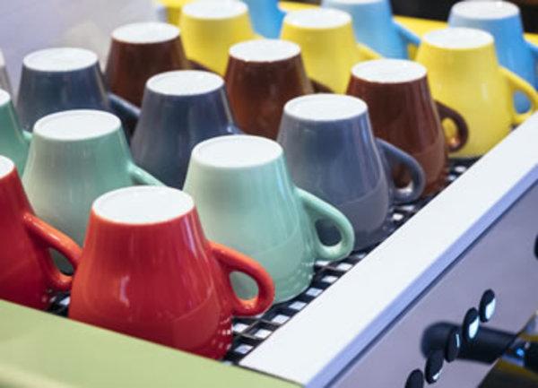 カラーマグカップ