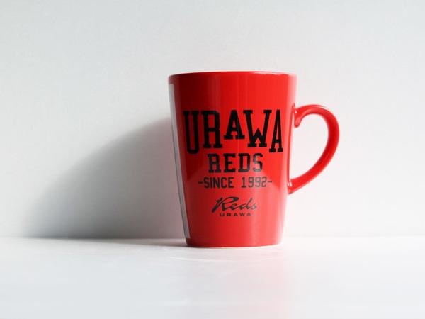某サッカーチーム様からのご注文のマグカップです。